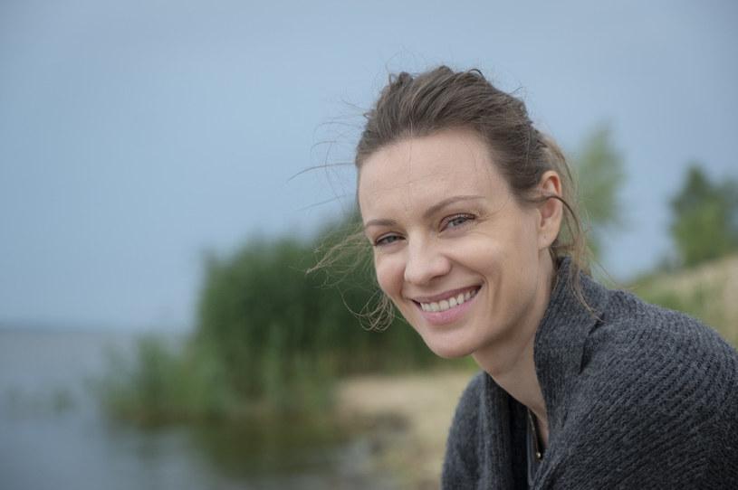 """""""Pod powierzchnią"""": Magdalena Boczarska /TVN"""