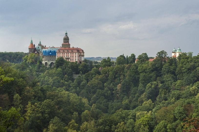 Pod Wałbrzychem znajduje się skarb nazistów? /Aleksander Koźmiński /PAP