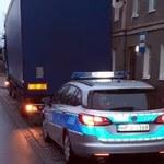Pod wpływem alkoholu ciężarówką przejechał kilkaset kilometrów