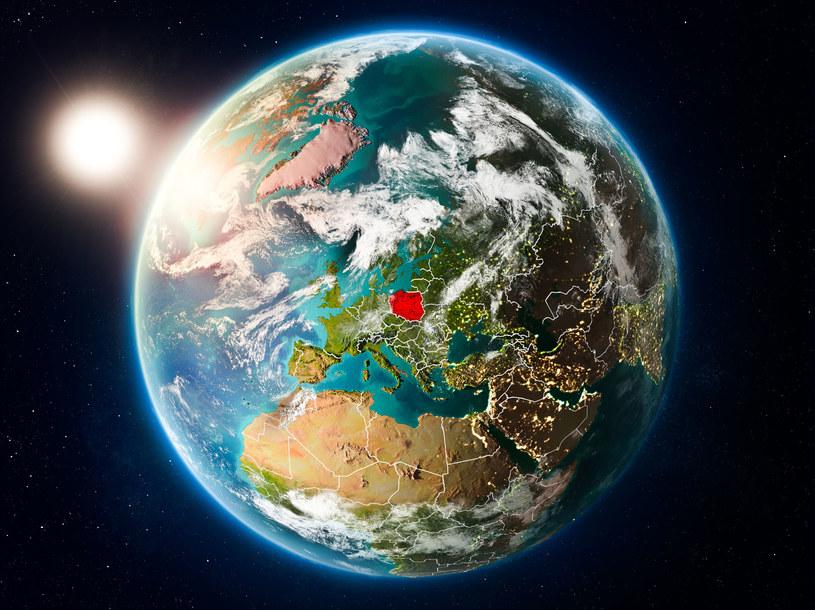 Pod względem rozpoznawalności Polska ustępuje tylko pięciu krajom /123RF/PICSEL