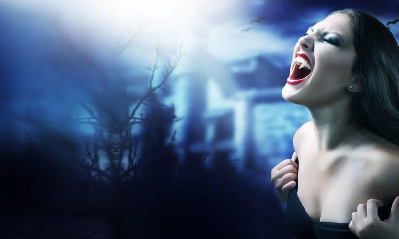 Podania o wampirach mogły mieć początek w rzadkiej chorobie /123RF/PICSEL