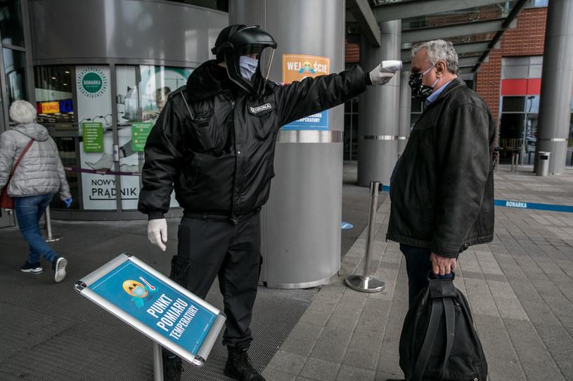 """""""Podatek handlowy osłabi kondycję firm działających w handlu"""" /Anna Kaczmarz /Getty Images"""