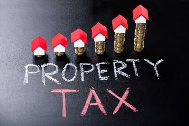 Podatek od nieruchomości dotyczy nie tylko domów jednorodzinnych (zdj. ilustracyjne) /©123RF/PICSEL