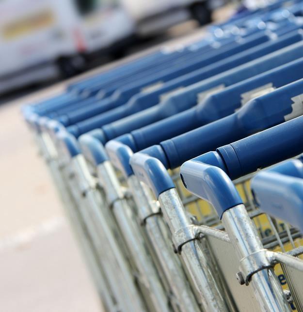"""""""Podatek Tesco"""" w Polsce uderzy nie tylko w hipermarkety /©123RF/PICSEL"""