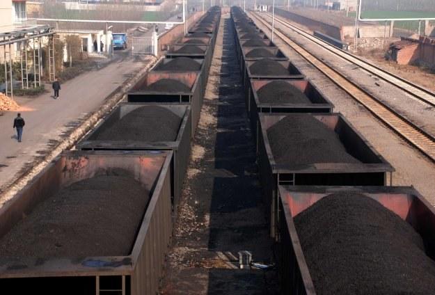 Podatek VAT uderza w górnictwo! /AFP
