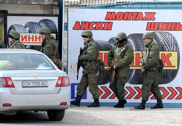Podatki uzależnią gospodarkę Krymu od Rosji /AFP