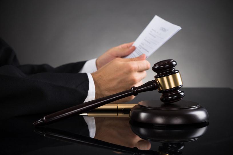 Podatnicy nie przeszkadzają, wyroków można wydawać więcej... /123RF/PICSEL