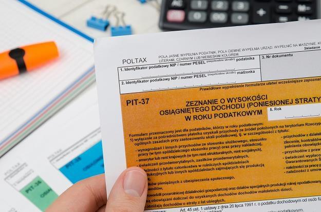 Podatniku - fiskus obsłuży cię nawet bez wniosku /©123RF/PICSEL