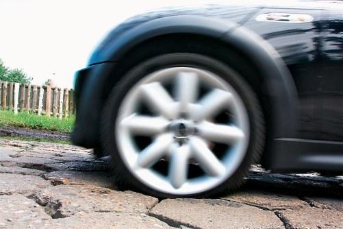 Podatność na uszkodzenia /Motor