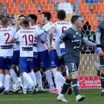 Podbeskidzie Bielsko-Biała - Lechia Gdańsk 2-2 w 20. kolejce PKO BP Ekstraklasy