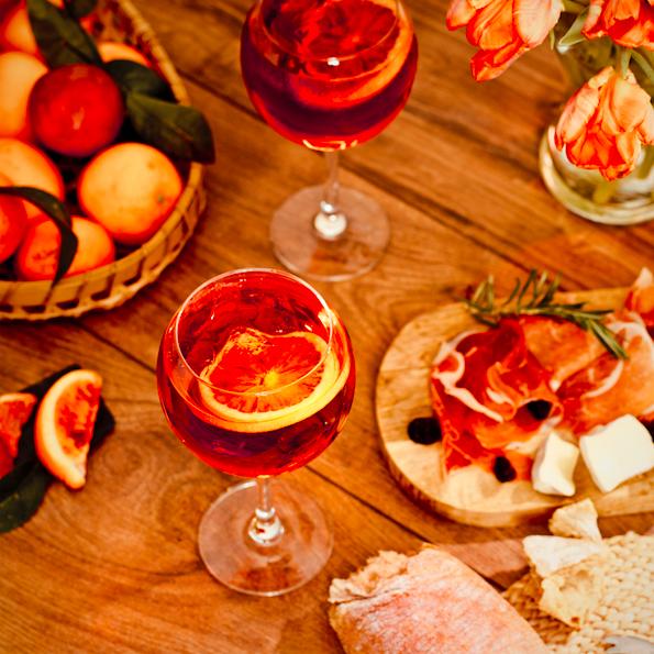 Podczas Aperitivo Time Food Festival pojawią się restauratorzy prosto z Włoch /materiały prasowe
