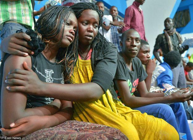 Podczas ataku grupy Asz-Szabab na kampus w mieście Garissa zginęło 138 osób /TONY KARUMBA /East News