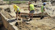 Podczas budowy drogi ekspresowej odkryto miejsca pochówku