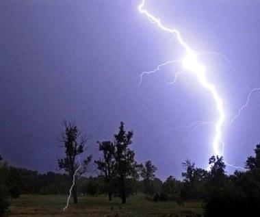 Podczas burzy nie rozmawiaj przez komórkę