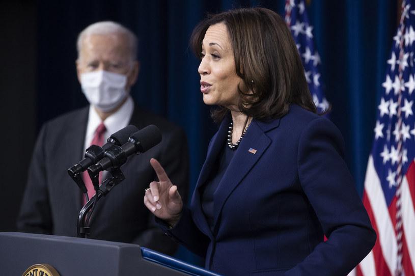 Podczas debaty prezydenckiej Harris zadała Bidenowi cios, którego się nie spodziewał /Bloomberg / Contributor /Getty Images