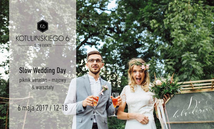 Podczas eventu królować będzie najmodniejszy w tym sezonie ślubnym kolor - zieleń /materiały prasowe