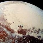 Podczas formowania Pluton był naprawdę gorący