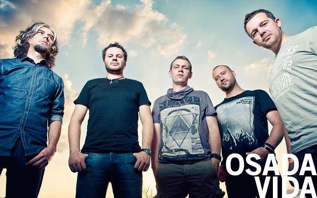 Podczas Ino-Rock Festival wystąpi m.in. Osada Vida /fot. Tomasz Bereska