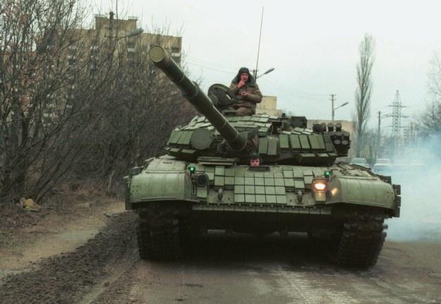 Podczas interwencji sowieckich wojsk zginęło 14 osób /PAP/ITAR-TASS /PAP/ITAR-TASS