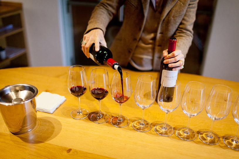 Podczas kursu odbędzie się degustacja 20 rodzajów win /materiały prasowe
