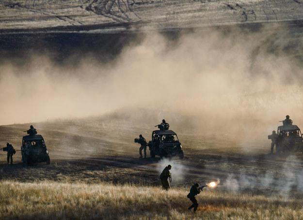 Podczas manewrów obecni byli obserwatory NATO / Donat Sorokin /Agencja FORUM