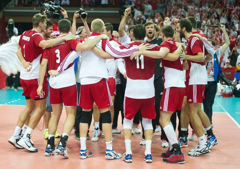 Podczas MŚ w 2014 polscy siatkarze zostali mistrzami świata /AFP