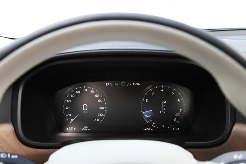 Podczas podróży w trasie komputer wskazywał zużycie paliwa poniżej 7 litrów na sto kilometrów /INTERIA.PL