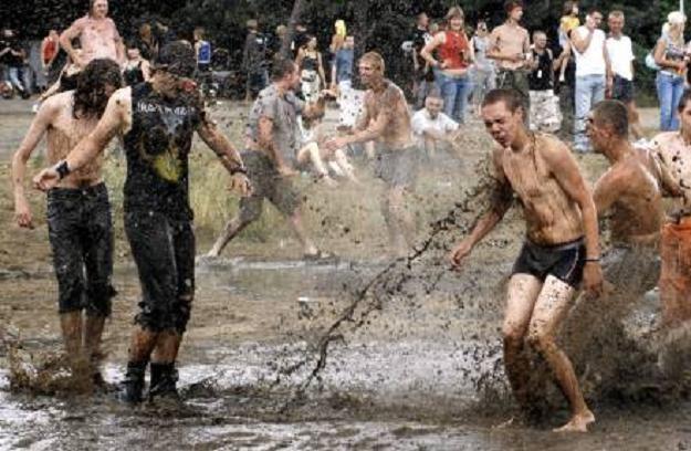 Podczas Przystanku Woodstock padł rekord frekwencji /AFP
