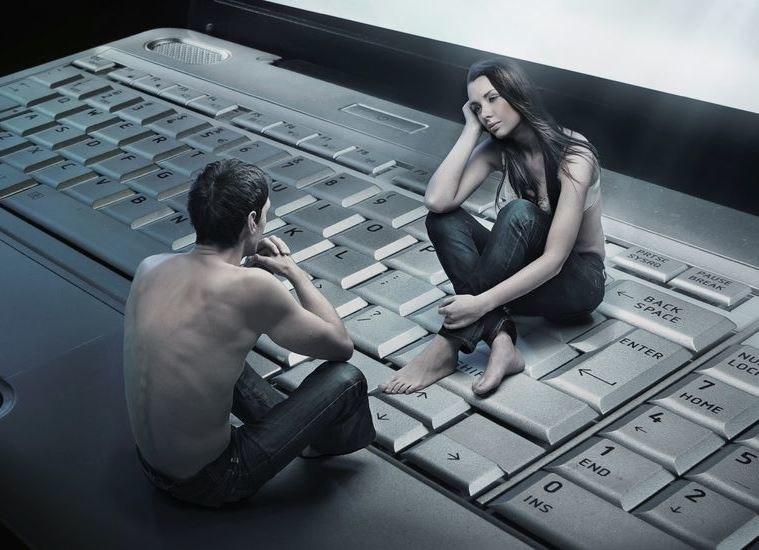 Podczas randkowania w sieci wygląd ma spore znaczenie... /123RF/PICSEL
