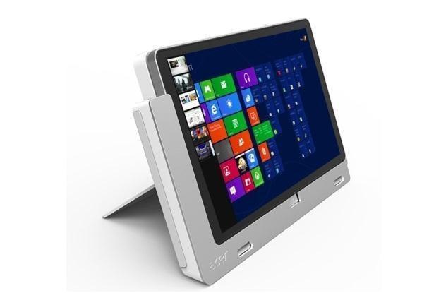 Podczas targów Computex zapowiedziano kilka ciekawych tabletów z Windows 8 /materiały prasowe