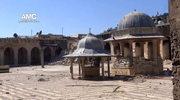 Podczas walk runął minaret meczetu Umajjadów w Aleppo