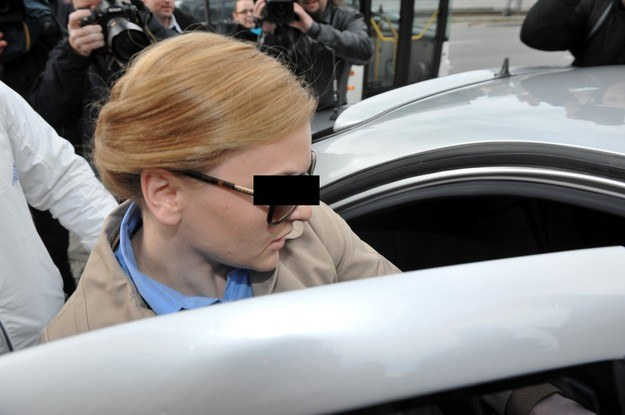 Podejrzana ws. Amber Gold Katarzyna P. pozostanie w areszcie /Marcin Gadomski /Agencja SE/East News