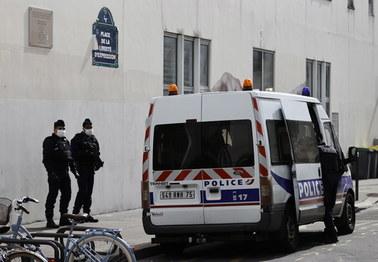 Podejrzany o atak w Paryżu przyznał się do winy. Chciał zaatakować kogoś innego