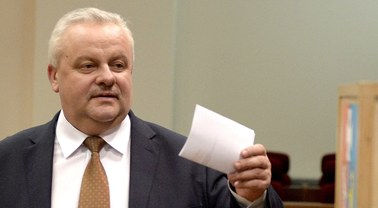 Podejrzany o korupcję marszałek odwołany. Na jego miejsce senator PiS