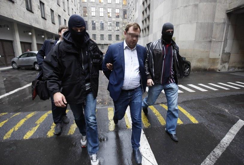 Podejrzany o szpiegostwo na rzecz Rosji Stanislaw Sz. /Stefan Maszewski /Reporter