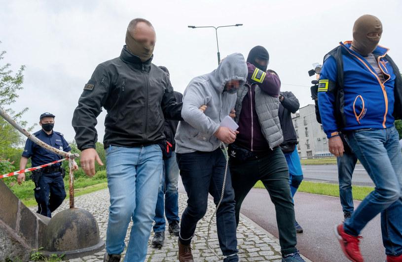 Podejrzany o zabicie 11-letniego Sebastiana /KASIA ZAREMBA/AGENCJA SE /East News