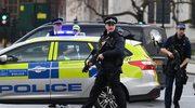 Podejrzany pakunek w centrum Londynu