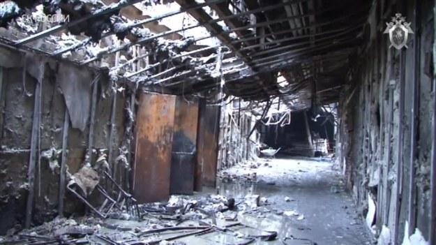 Podejrzany ws. tragedii w Kemerowie zatrzymany w Polsce