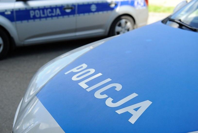Podejrzany został zatrzymany przez policję (zdjęcie ilustracyjne) /Łukasz Solski /East News