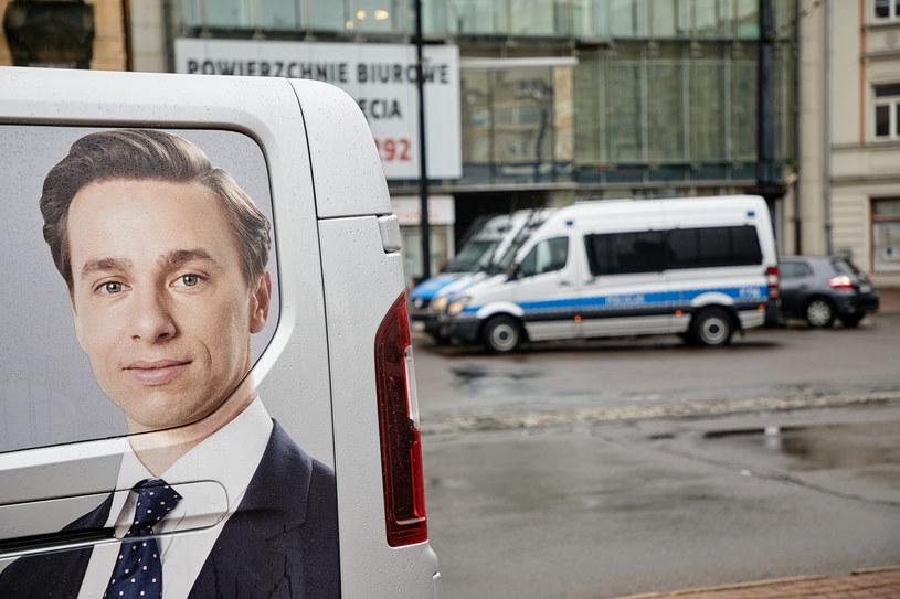 Podejrzanym grożą kary do pięciu lat pozbawienia wolności /Julian Sojka/East News /East News