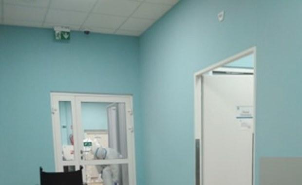 Podejrzenie zarażenia koronawirusem w olkuskim szpitalu. Pacjent został przewieziony do Krakowa