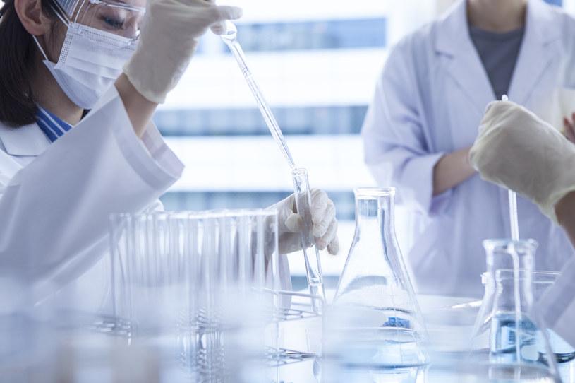 Podjęte w ubiegłych latach decyzje i inwestycje dały naukowcom możliwość pracy w najnowocześniejszych laboratoriach, zdjęcie ilustracyjne /123RF/PICSEL