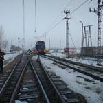 Podkarpacie: Lokomotywa zderzyła się z pociągiem Intercity. 5 osób rannych