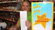 Podkarpacie: Wygrali w Lotto 18 milionów złotych