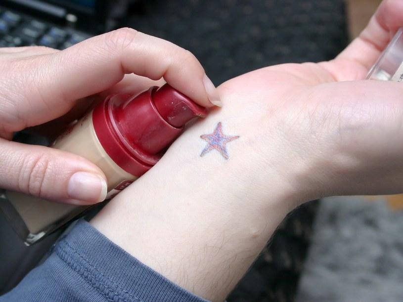 podkład na tatuaż /© Photogenica