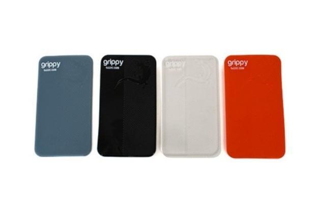 Podkładka Grippy - gadżet idealny dla zmotoryzowanych posiadaczy smartfonów /materiały prasowe