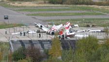 Podkomisja smoleńska: Badania fragmentów Tu-154M wykazały obecność materiałów wybuchowych