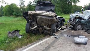 Podlaskie: Trzy ofiary wypadku koło Augustowa