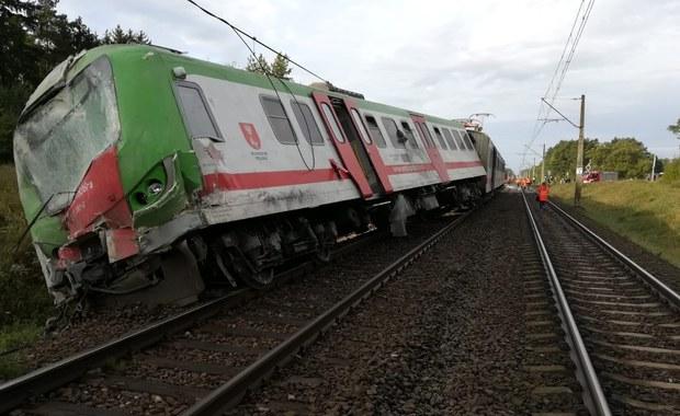 Podlaskie: Wypadek na przejeździe kolejowym. Kilka osób w szpitalu