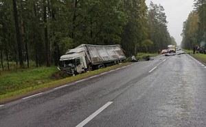 Podlaskie: Wypadek na trasie Białystok-Bobrowniki. Cztery osoby nie żyją